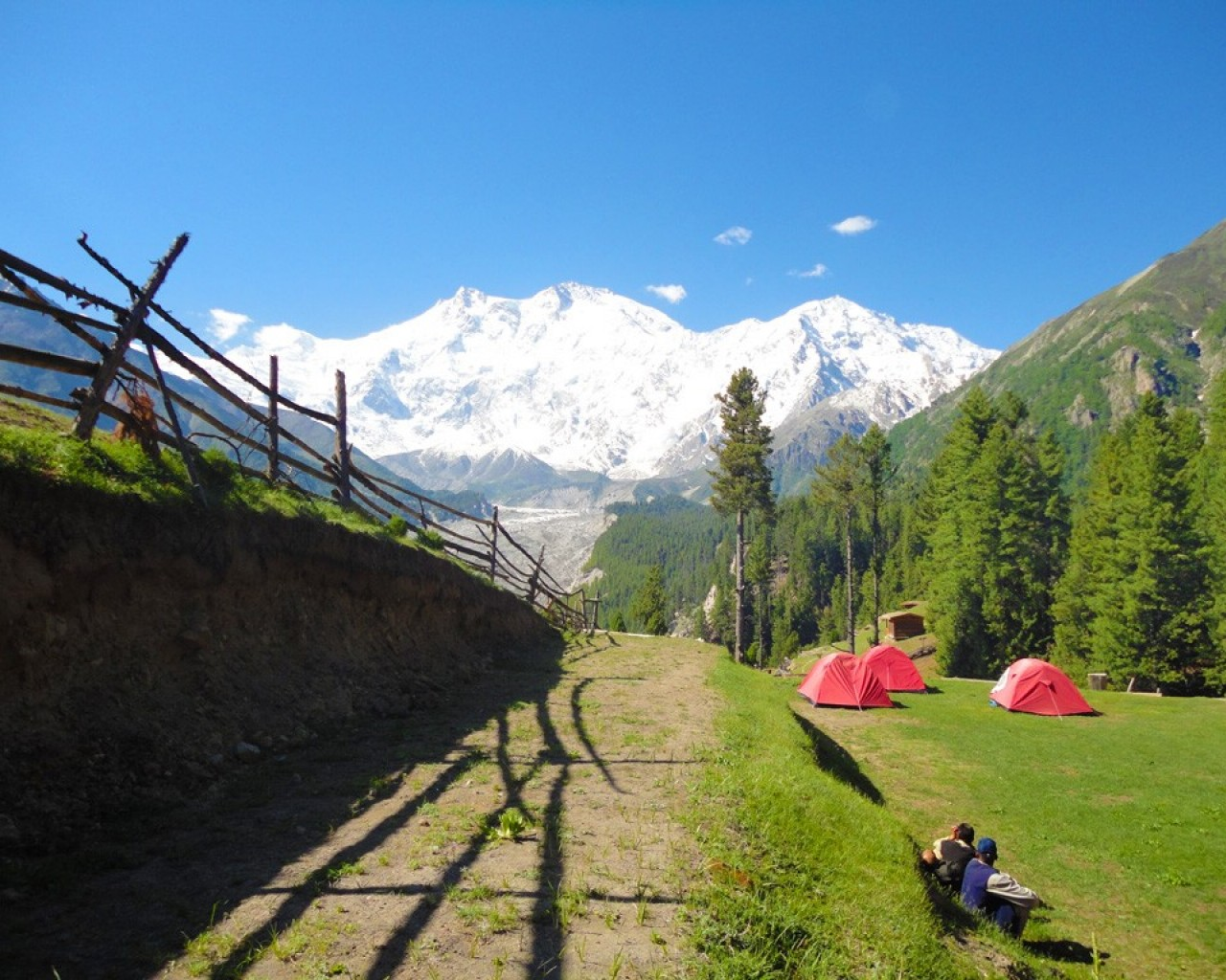 Cute Computer Wallpaper Quotes Fairy Meadows Gilgit Baltistan Images N Detail