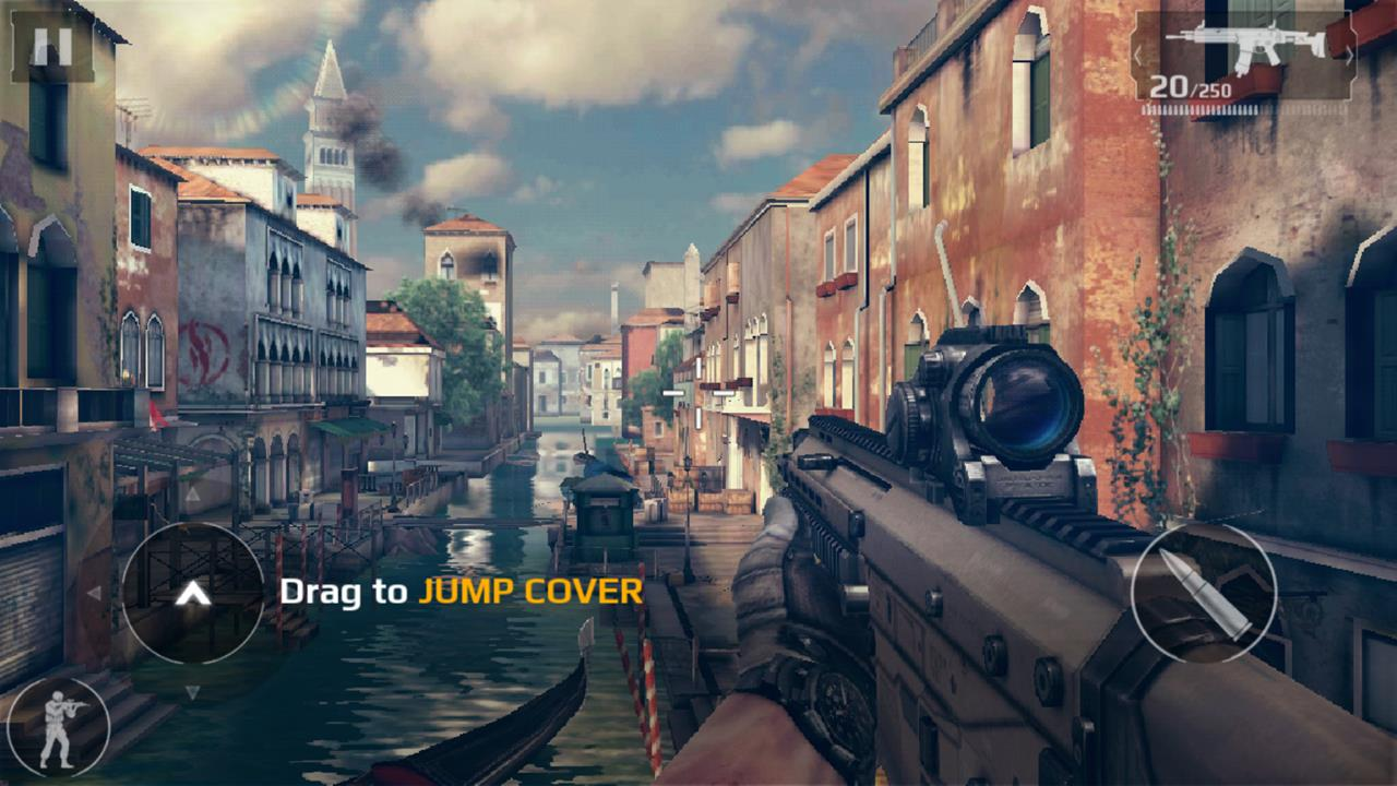 Free 3d Wallpapers For Pc Downloads Modern Combat 5 Blackout Gaming Wallpapers Xcitefun Net