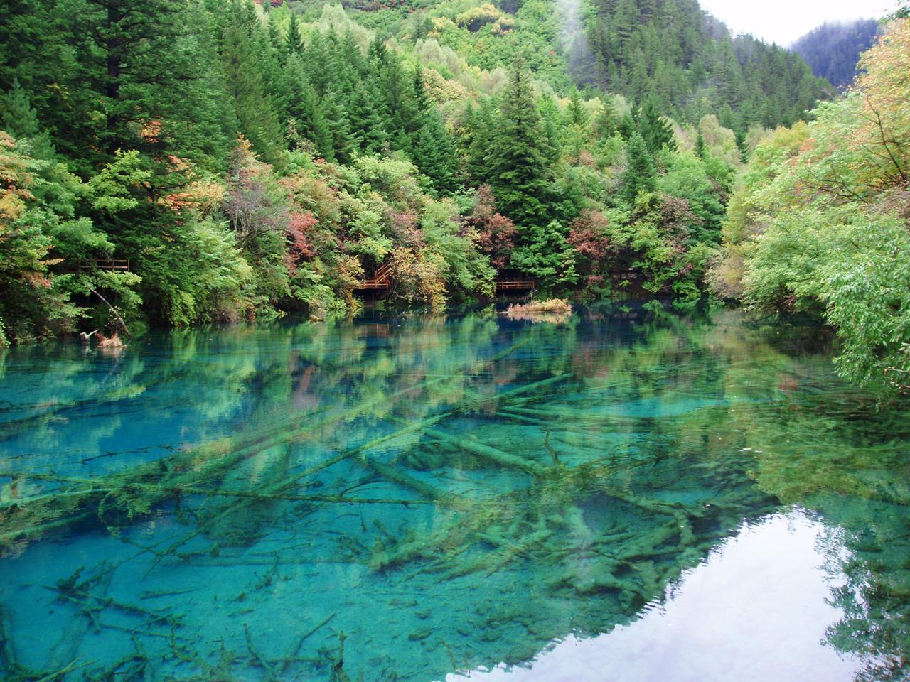 Cute Chinese Babies Wallpapers Tourist Guide To Jiuzhaigou National Park Xcitefun Net