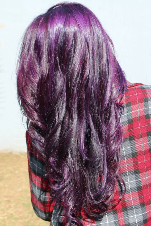 Cute Cool Wallpapers For Mobile Different Shades Of Purple Hair Xcitefun Net
