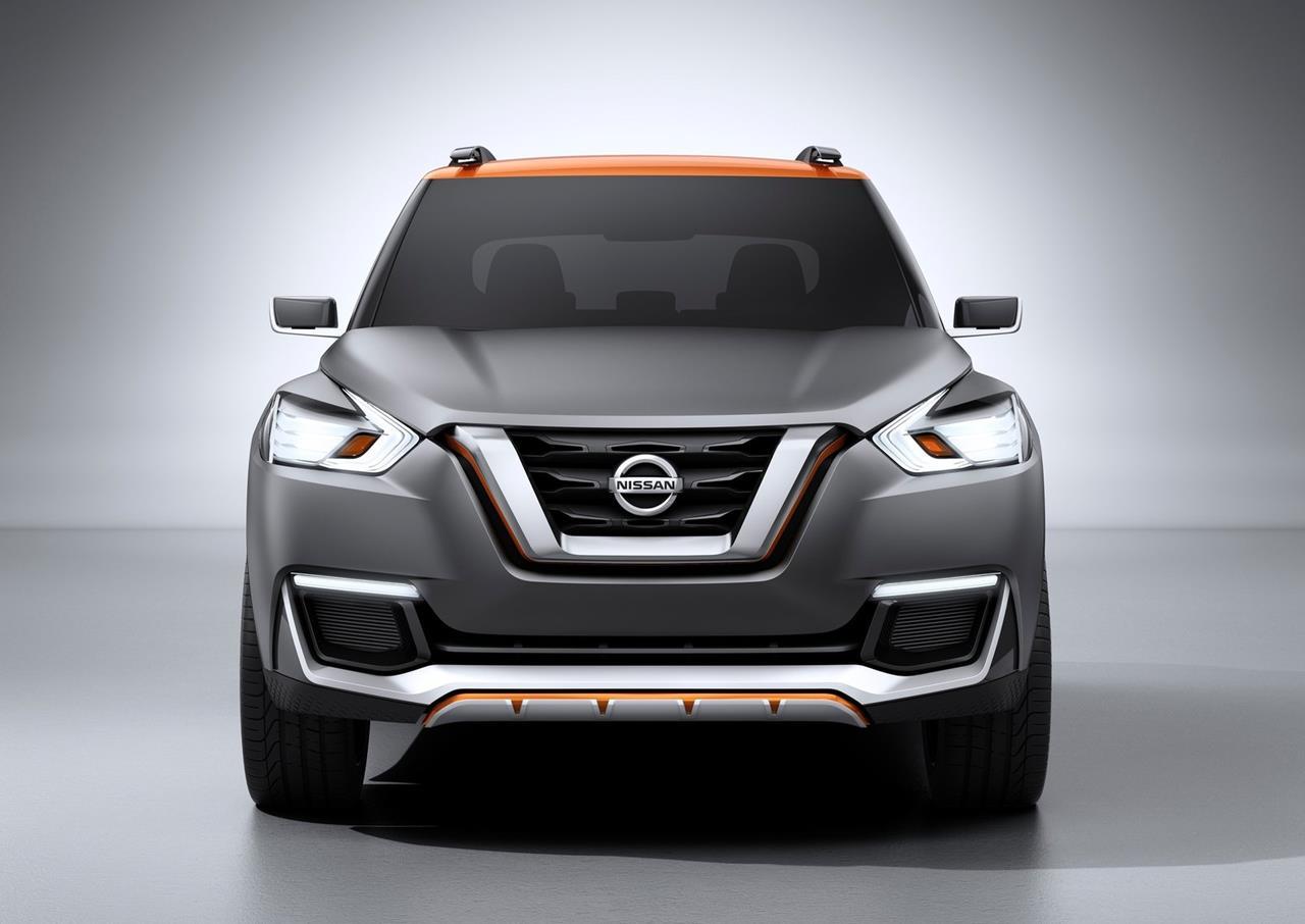Nissan Car Concept Kicks