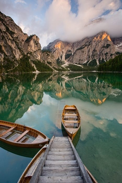 Cross Country Quotes Wallpaper Tour Guide To Pragser Wildsee Lake Italy Xcitefun Net
