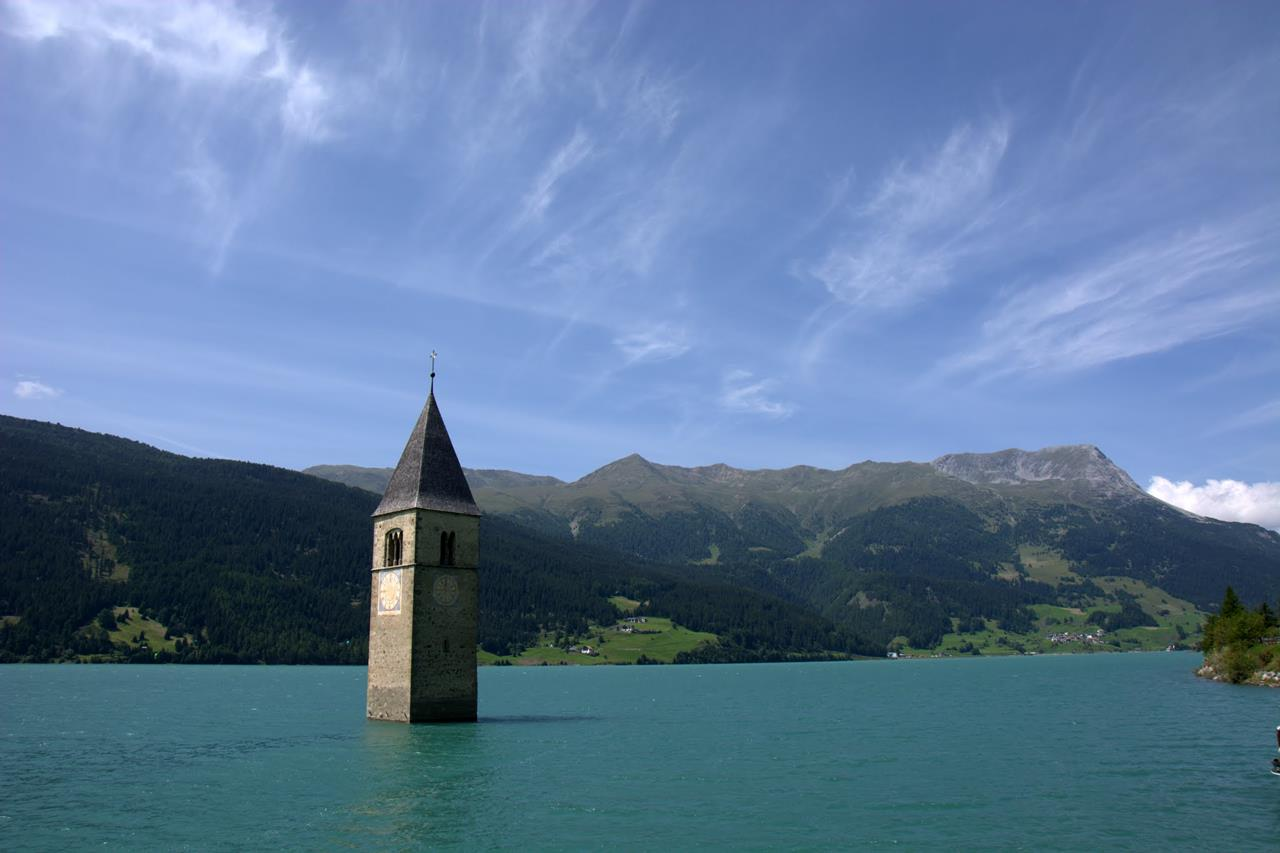 Cute Wallpapers For My Phone Tourist Guide To Resia Lake Italy Xcitefun Net