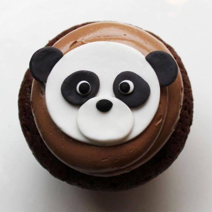 Very Cute Babies Wallpapers For Desktop Panda Cupcake Designs For Kids Xcitefun Net