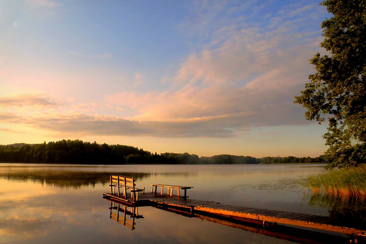 Cute Cool Wallpapers For Mobile Travel Guide To Aukstaitija National Parks Lithuania