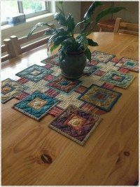 Patchwork Table Runners - XciteFun.net