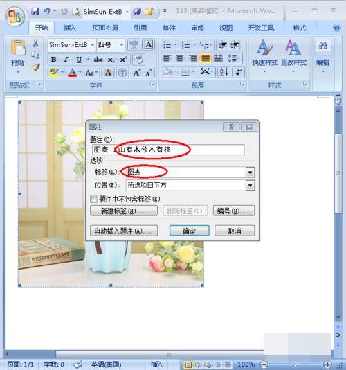 Word中的圖片怎么添加注釋?word給圖片添加注釋教程_Word專區_下載之家