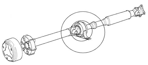 PASSION BMW E36 :: cloc grave & sourd > flector & roulement