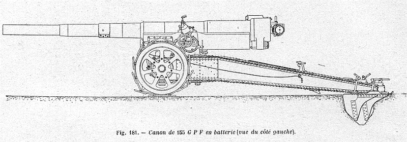 Le forum des resistants :: CANON 155 mm G.P.F. (Grande