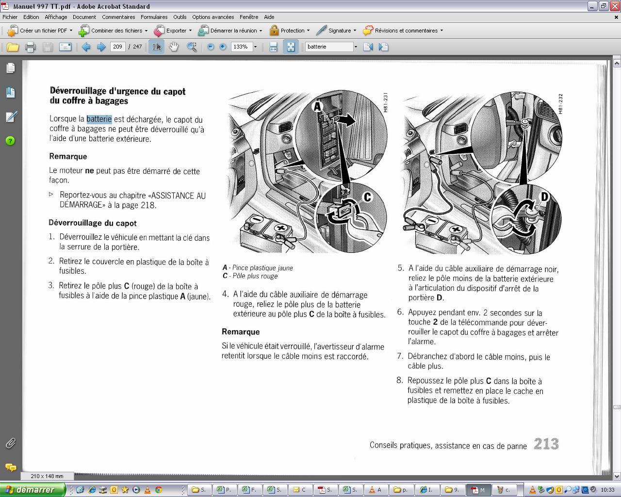 Batterie Déchargée. projecta ac600 battery charger home of