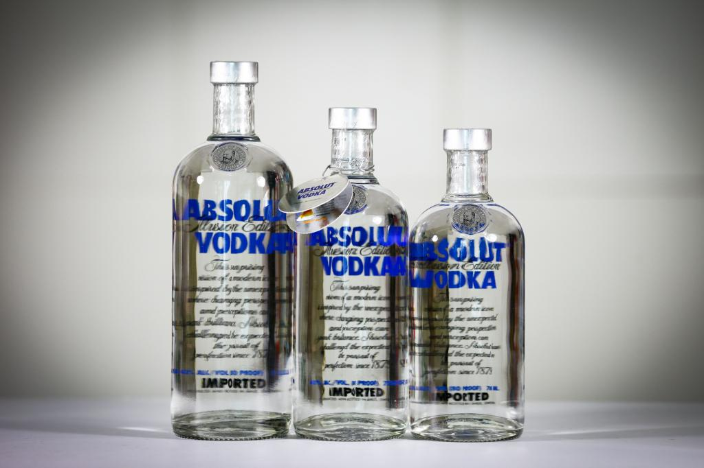Absolut vodka Forum :: nash's Collection