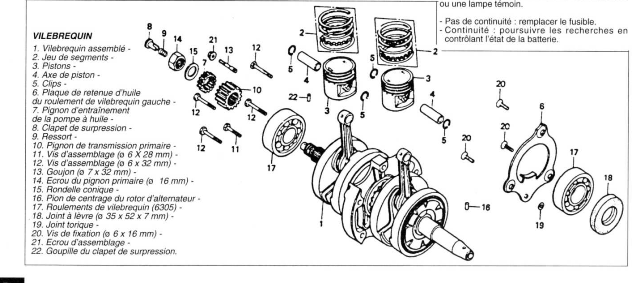 Honda 125 Twin :: question carter