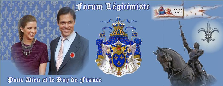 Forum du Royaume de France Index du Forum