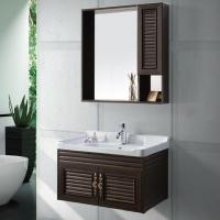 Modern Alunimun Bathroom Vanity/ all aluminum bathroom