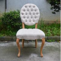 Wedding Stackable Louis Chair, Wooden Upholstered Party ...