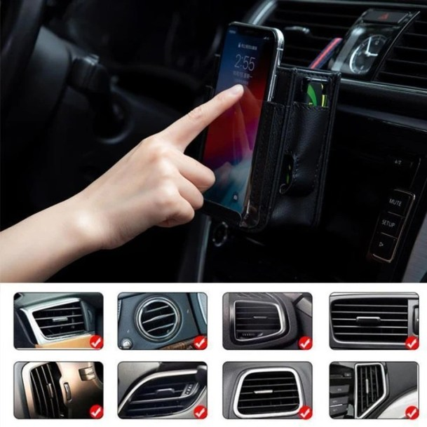 (🎅EARLY XMAS SALE - 50% OFF)Multifunctional Car Pocket & Buy 2 Free Shipping