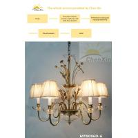 Details of Yellow Fabric Chandelier Pendant Lights ...