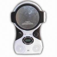 Details of Shower CD Radio with Fog-proof Mirror - 96385462