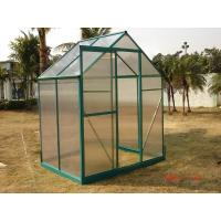 Details of Aluminum Frame 4mm UV Twin-wall Greenhouse ...