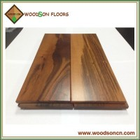 Details of Smooth Tigerwood Solid Hardwood Flooring - 43862056