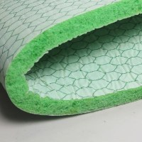 Details of carpet underlay, flooring underlay, foam ...