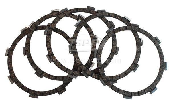 Details of Engine Section CLUTCH PLATE FOR YAMAHA RX-100