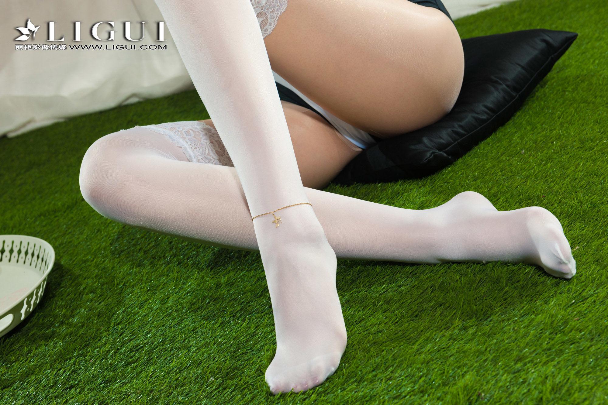 图片[6] - 腿模小戈《白丝西瓜少女》 [丽柜Ligui] 网络丽人 写真集[61P] - 唯独你没懂