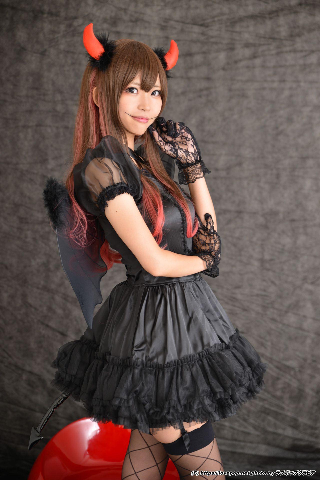 甘栗いるふ Irufu Amaguri Photoset 05 [LOVEPOP] 写真集[42P]插图(6)