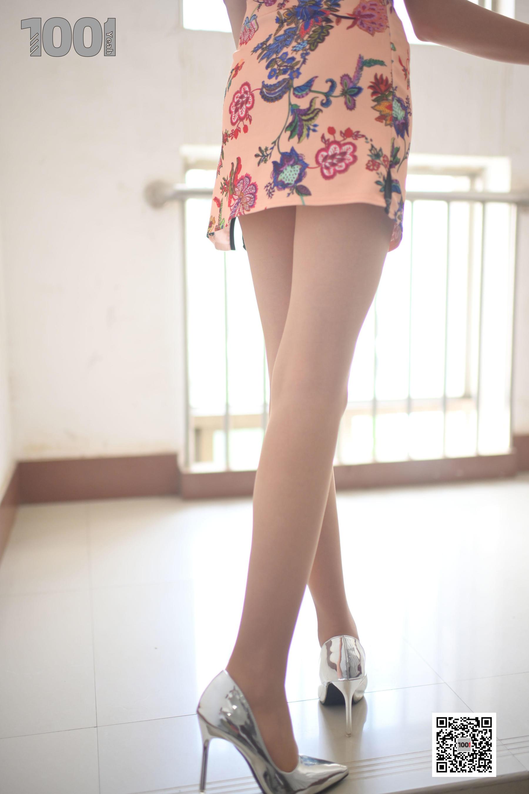 图片[7] - [IESS一千零一夜] 模特:西瓜《楼梯一角1》 肉丝袜美腿写真集[98P] - 唯独你没懂
