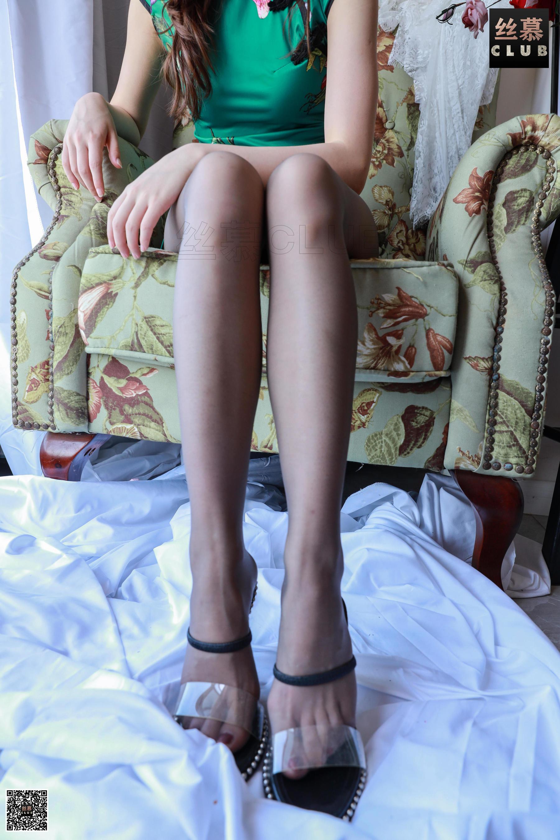 图片[4] - [丝慕] SM042 天天一元 琳琳  《试穿的琳琳》[63P] - 唯独你没懂