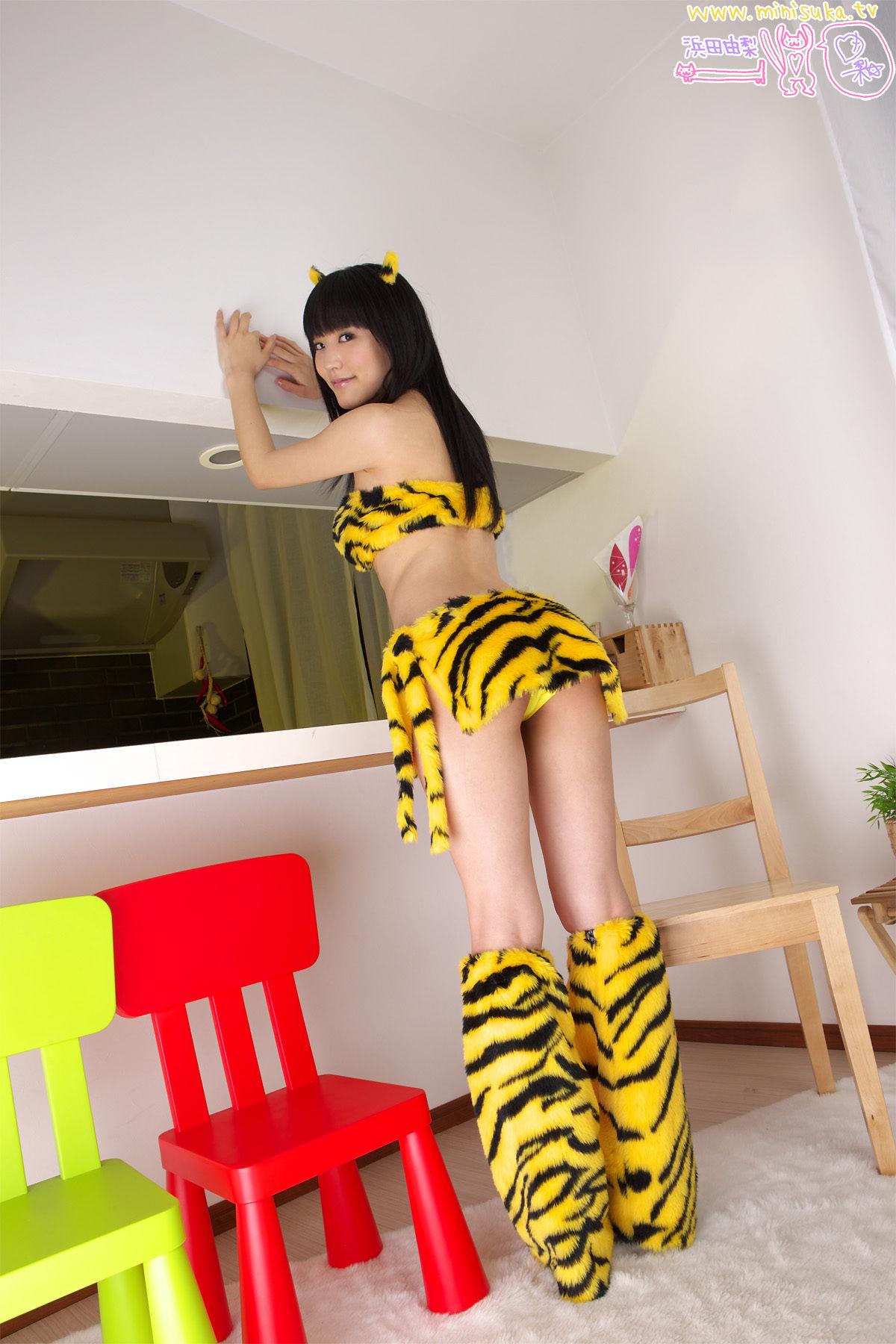 Yuri Hamada 浜田由梨 [Minisuka] Special Gallery STAGE1 4.5 写真集[37P]插图(6)