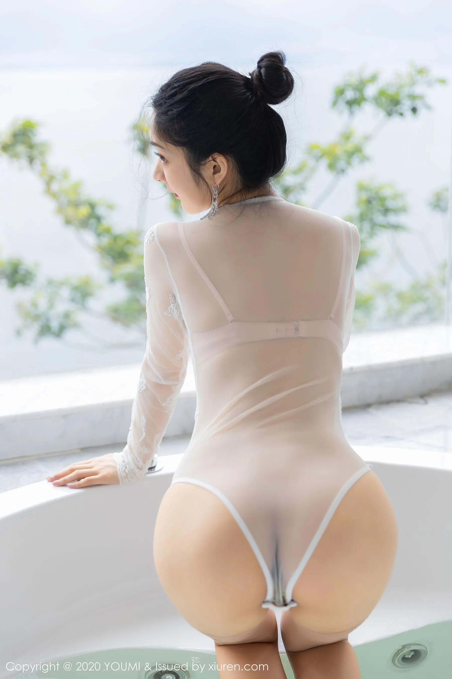 图片[1] - [尤蜜荟YouMi] Vol.478 Angela小热巴 - 唯独你没懂