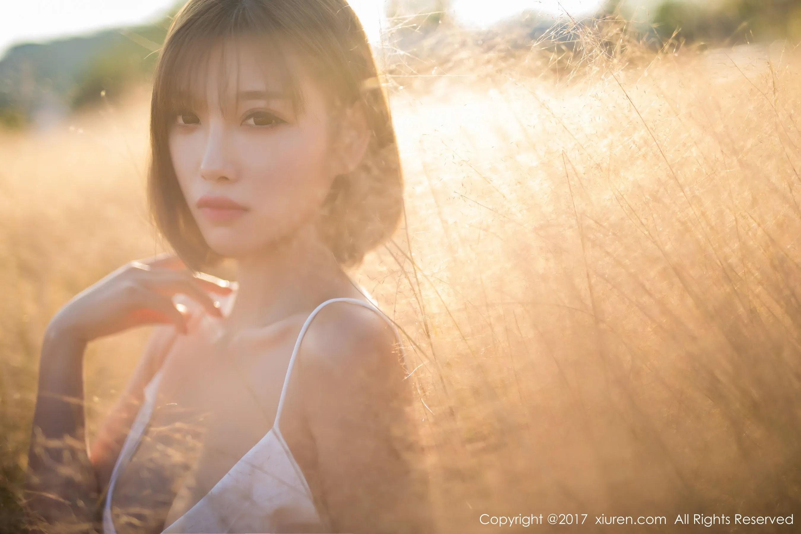 图片[6] - 甜美女神@杨晨晨sugar《性感室外写真》 [秀人XiuRen] NO.847 写真集[50P] - 唯独你没懂