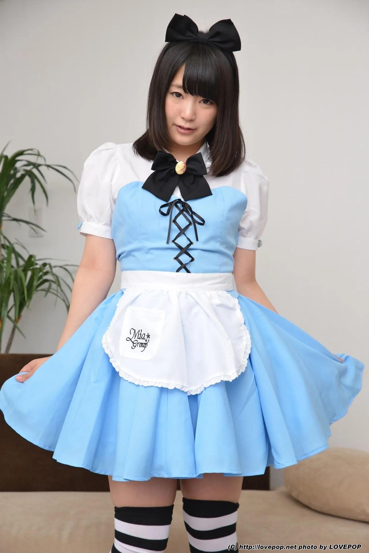 [LovePop] Tsuna Kimura 木村つな Maid Set03 写真集[65P]插图(2)