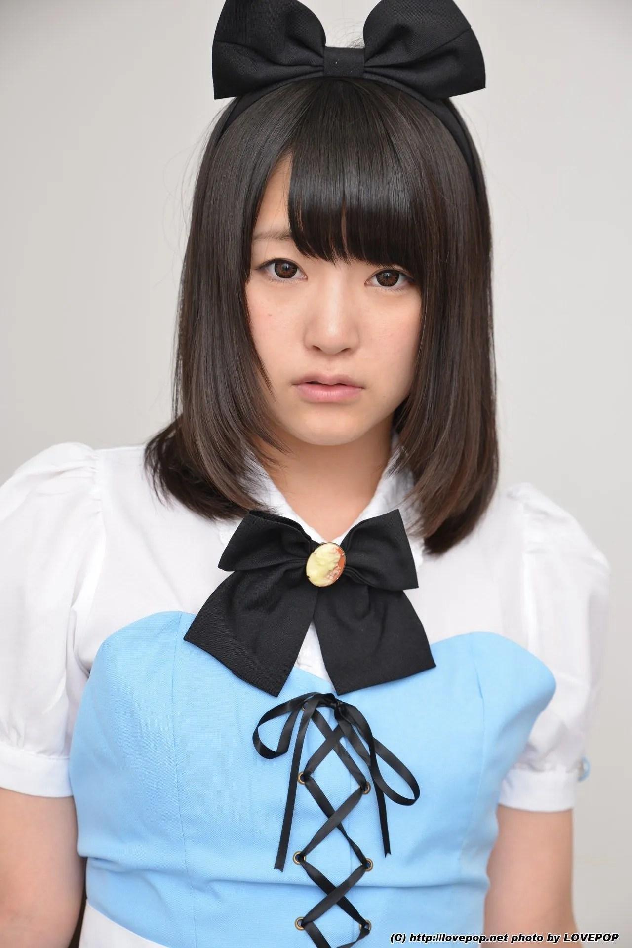 [LovePop] Tsuna Kimura 木村つな Maid Set03 写真集[65P]插图(3)