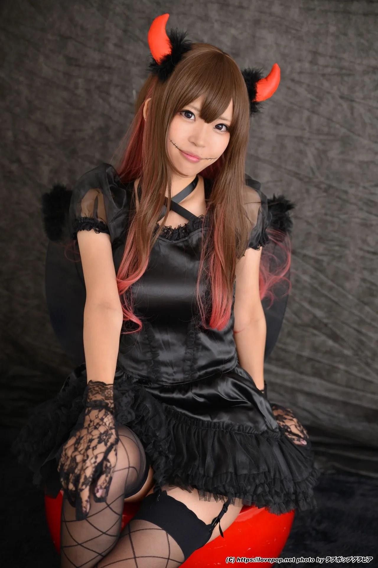 甘栗いるふ Irufu Amaguri Photoset 05 [LOVEPOP] 写真集[42P]插图