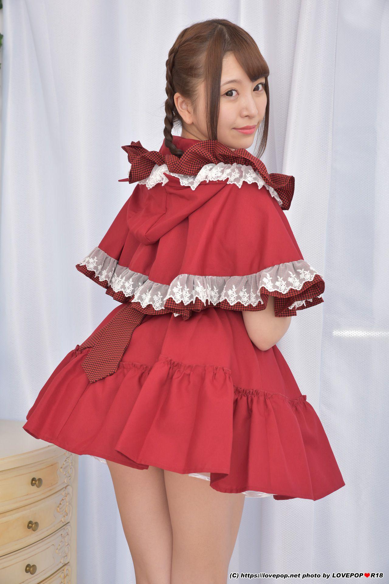 [LOVEPOP] Momoka Kato 加藤ももか Photoset 02 写真集[60P]插图(7)