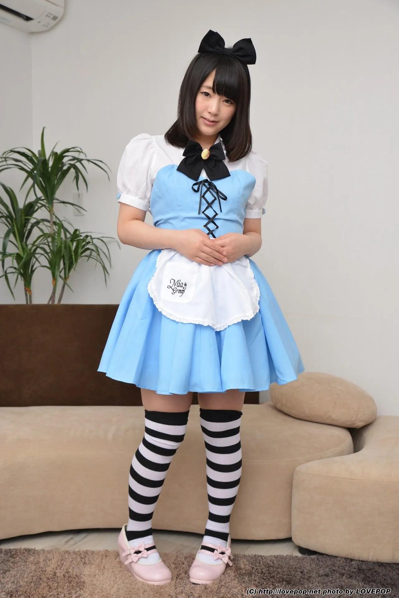 [LovePop] Tsuna Kimura 木村つな Maid Set03 写真集[65P]插图(1)
