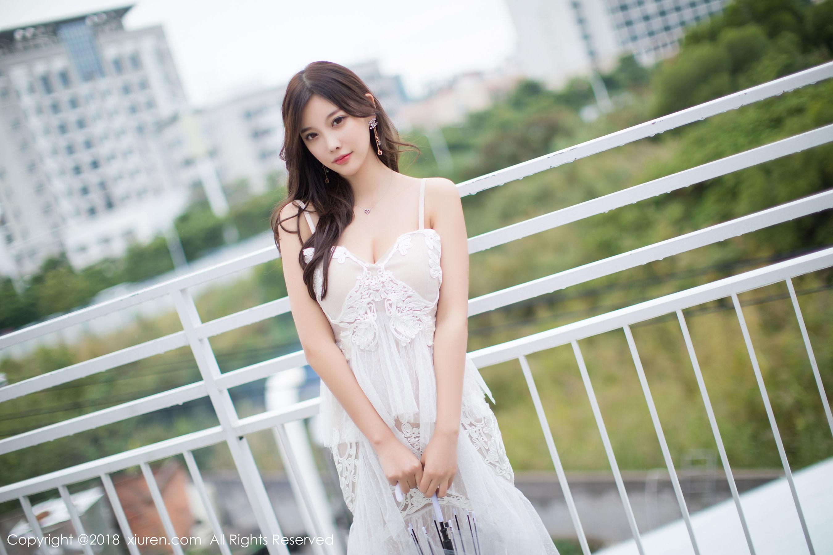 杨晨晨sugar《甜美新娘+黑丝女郎》 [秀人XiuRen] No.1296 写真集[68P]-小柚妹站