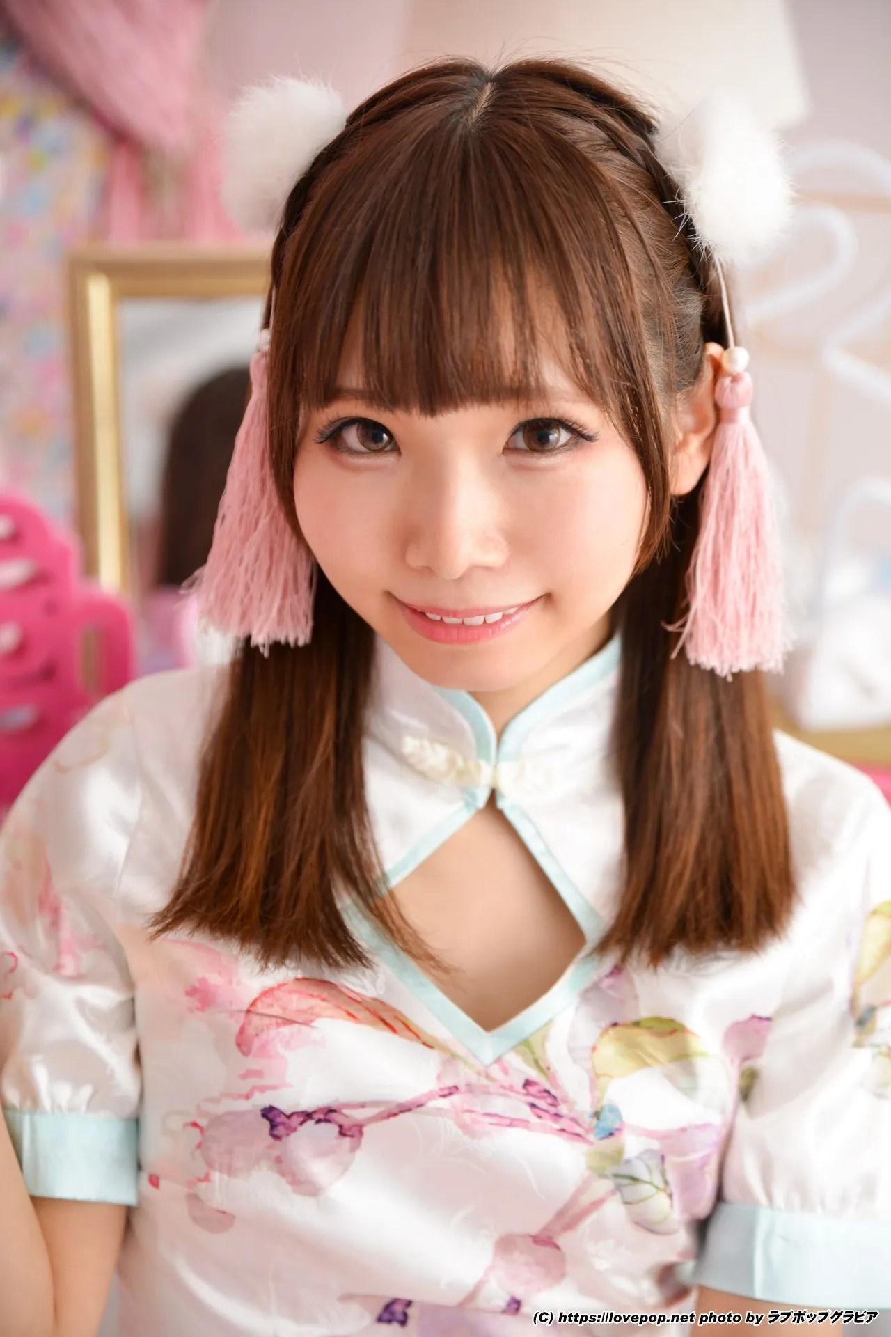 [LOVEPOP] 姫宫まほれ Mahore Himemiya Photoset 04 写真集[70P]插图(6)