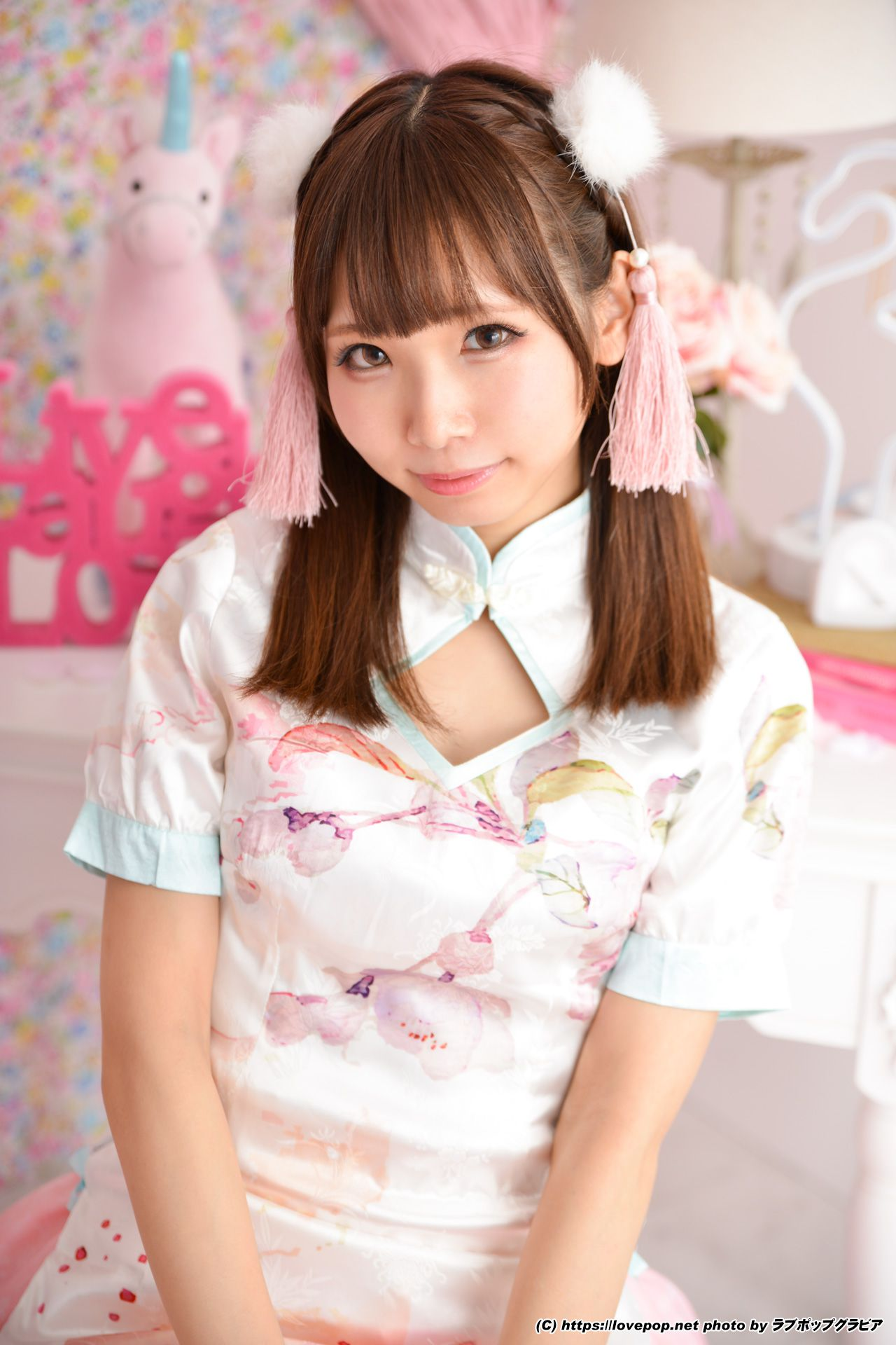 [LOVEPOP] 姫宫まほれ Mahore Himemiya Photoset 04 写真集[70P]插图(2)