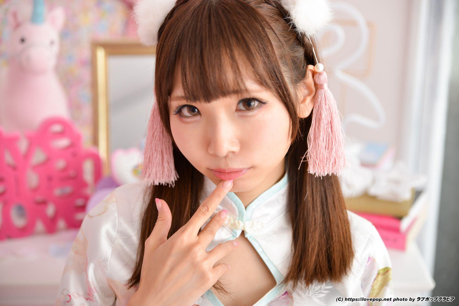 [LOVEPOP] 姫宫まほれ Mahore Himemiya Photoset 04 写真集[70P]插图(3)