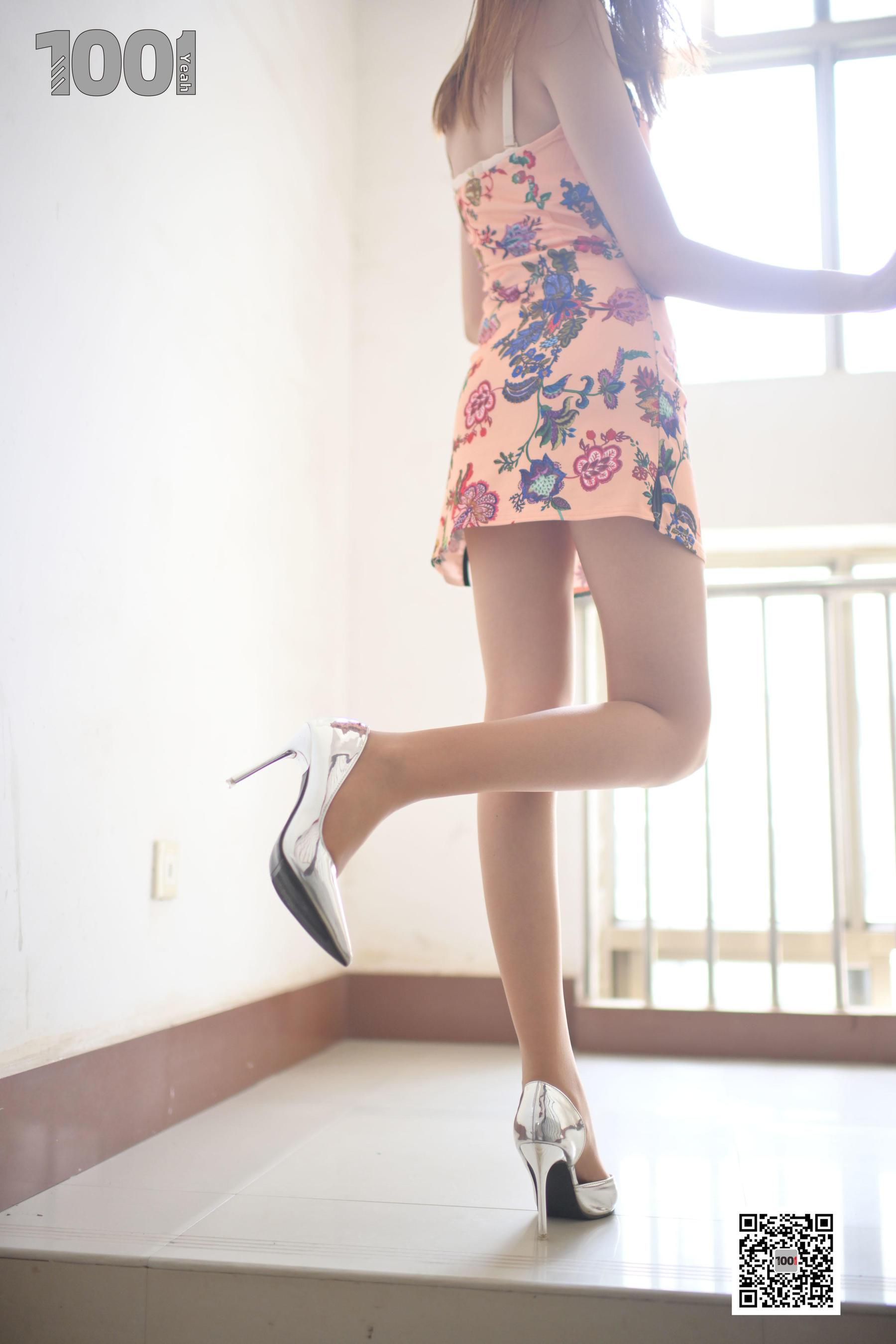 图片[6] - [IESS一千零一夜] 模特:西瓜《楼梯一角1》 肉丝袜美腿写真集[98P] - 唯独你没懂