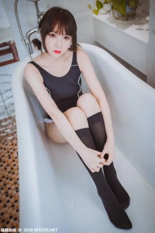 [喵糖映画] VOL.320 浴缸泡泡 写真套图[28P]   Page 3/3