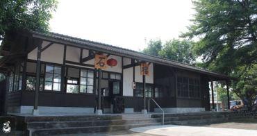 【雲林斗六】石榴車站 // 日治時期就存在的木造、無人車站,僅有區間車停靠