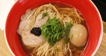 Tsuta蔦拉麵-米其林一顆星日本拉麵進駐台中J-Mall,秘味噌拉麵台灣限定上市!