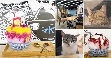 台中冰店︳貓起來吃-貓奴必來的日式刨冰店,也是貓咪中途之家(歡迎來領養貓)