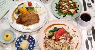 台中餐酒館推薦︳Anjoy kitchen-美觀與美味兼具的療癒系餐酒館,一人廚房精緻用心全看得見