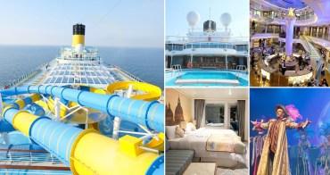 歌詩達郵輪威尼斯號Costa Venezia︳全世界第一艘義大利主題的豪華郵輪,專為亞洲設計的歌詩達