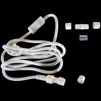 Cool White LED Rope Light, 120 Volt - Yard Envy
